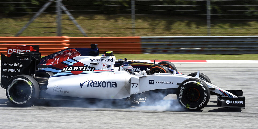 Valtteri Bottas - Williams - GP Malaysia 2015