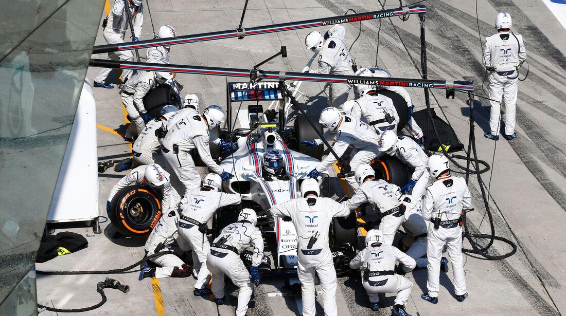 Valtteri Bottas - Williams - GP Malaysia 2016 - Sepang