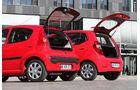 Vergleichstest Hyundai i10-Peugeot 107