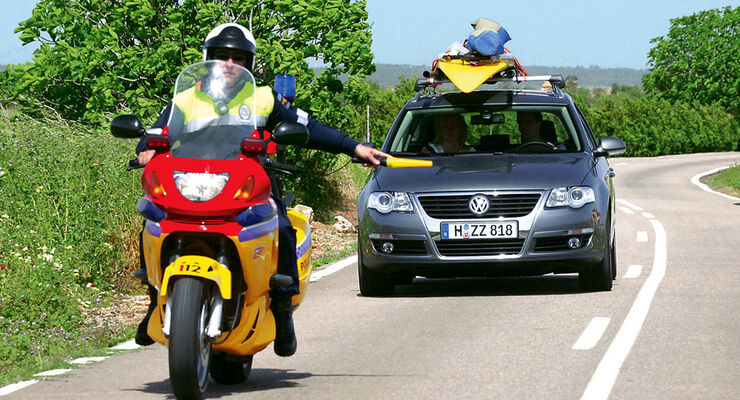 Verkehrsregeln im Ausland