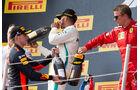 Verstappen & Bottas - GP Frankreich 2018