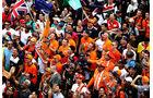 Verstappen-Fans - GP Malaysia 2017