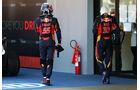 Verstappen & Sainz - GP Spanien 2015