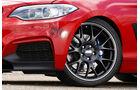 Versus-BMW M235i, Rad, Felge, Bremse