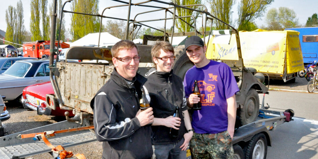 Veterama April 2010 - Freitag