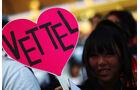 Vettel-Fan - GP Japan - Suzuka - 6. Oktober 2011