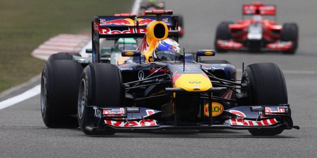 Vettel GP China 2011 Formel 1