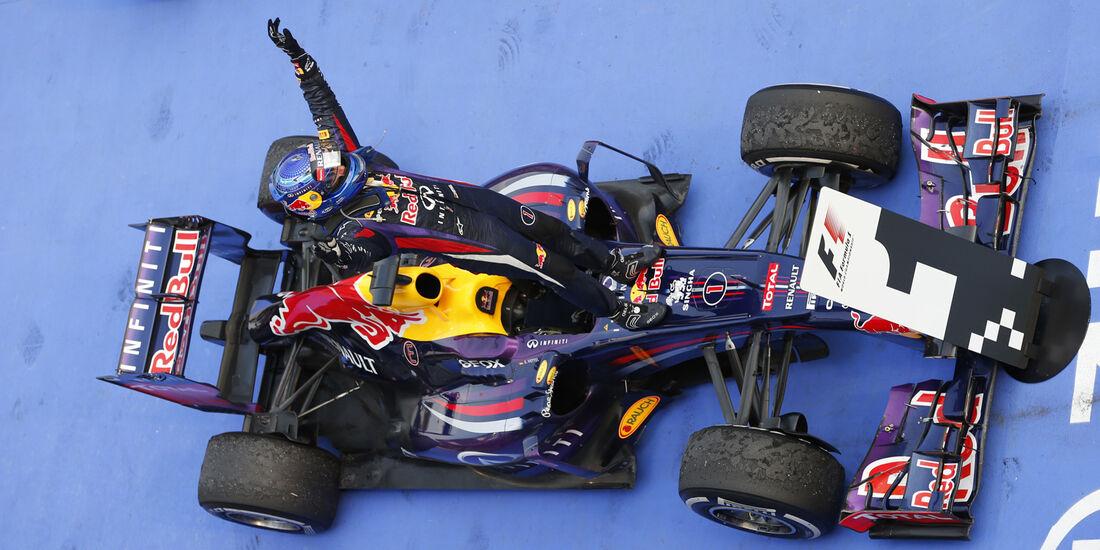 Vettel GP Malaysia 2013