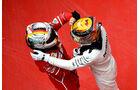 Vettel & Hamilton - Stats - GP China 2017