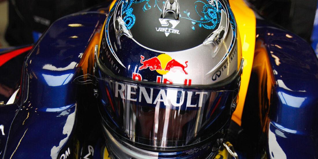 Vettel Helm GP Australien 2011