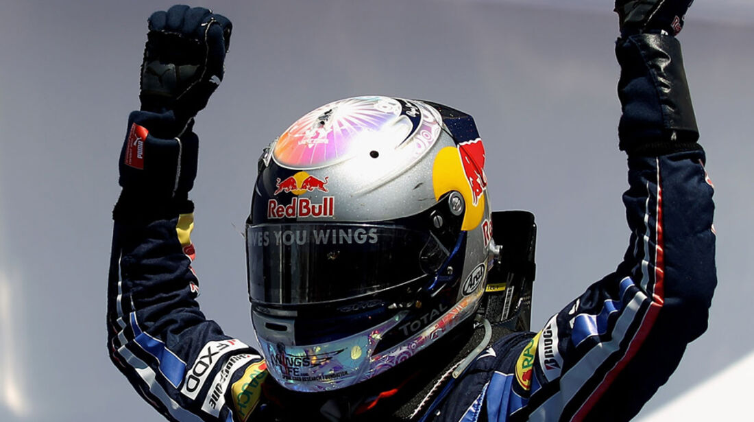 Vettel Helm GP Europa 2010