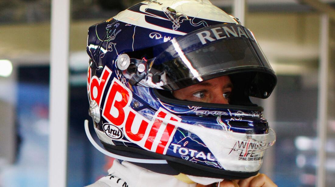 Vettel Helm GP Europa 2011