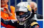 Vettel Helm GP Italien 2008