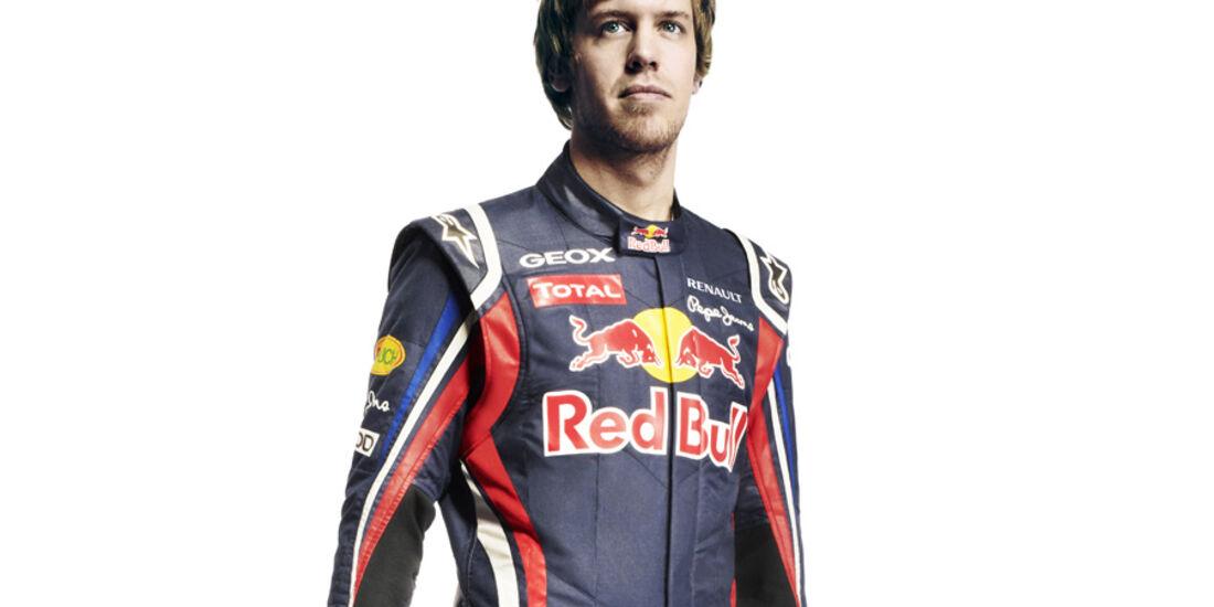 Vettel Porträt 2011