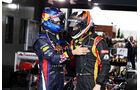 Vettel & Räikkönen - GP Australien 2013