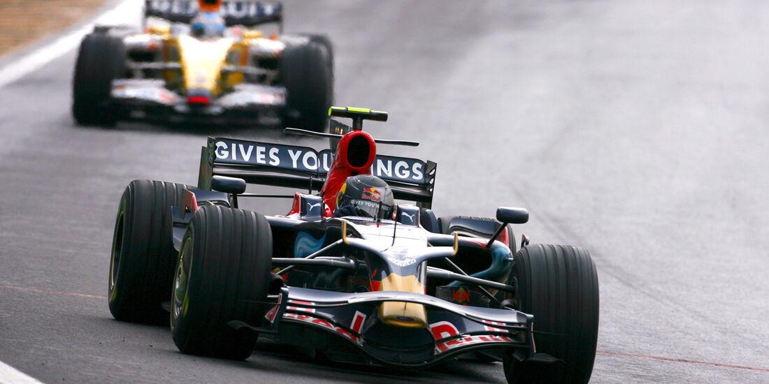 Vettel - Toro Rosso - GP Brasilien 2008