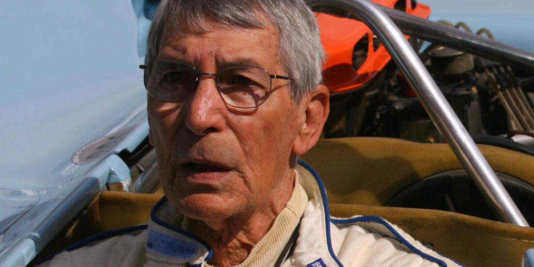Vic Elford 2006