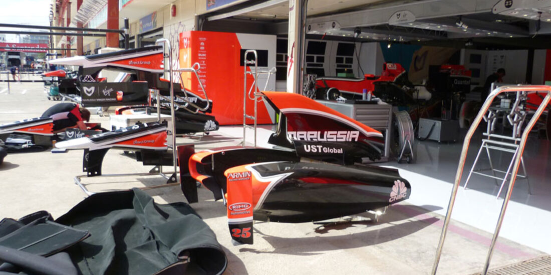Virgin GP Europa 2011