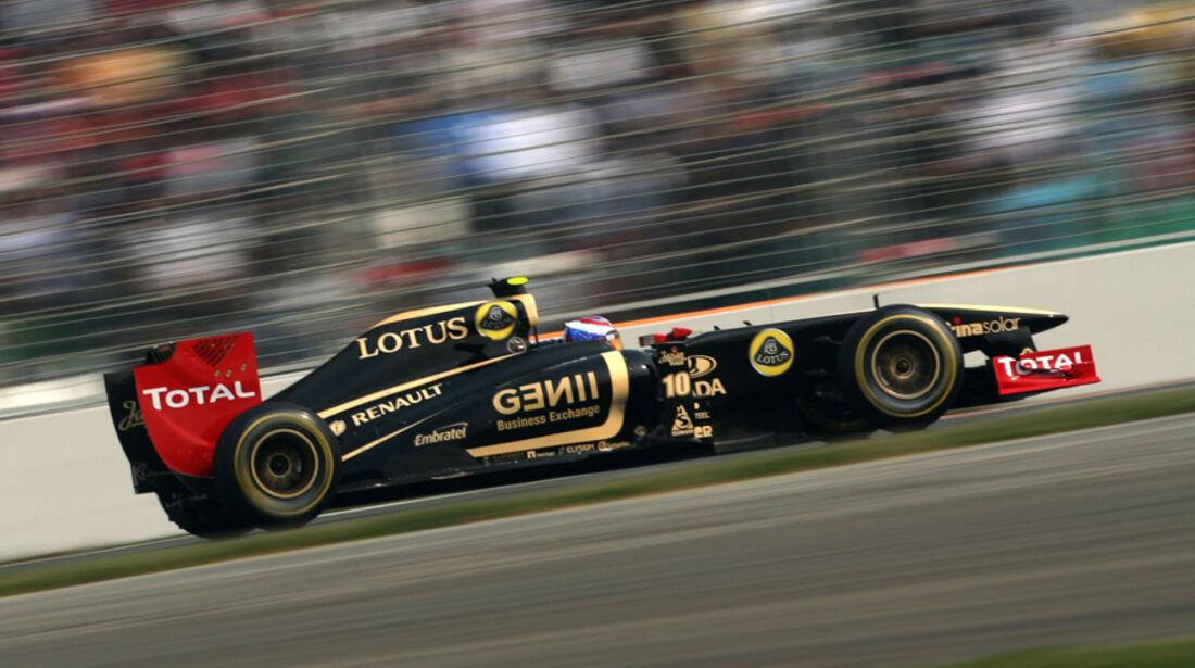 Vitaly Petrov - GP Indien - Delhi - 29.10.2011