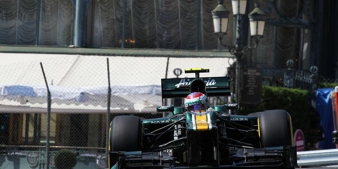 Vitaly Petrov - GP Monaco 2012