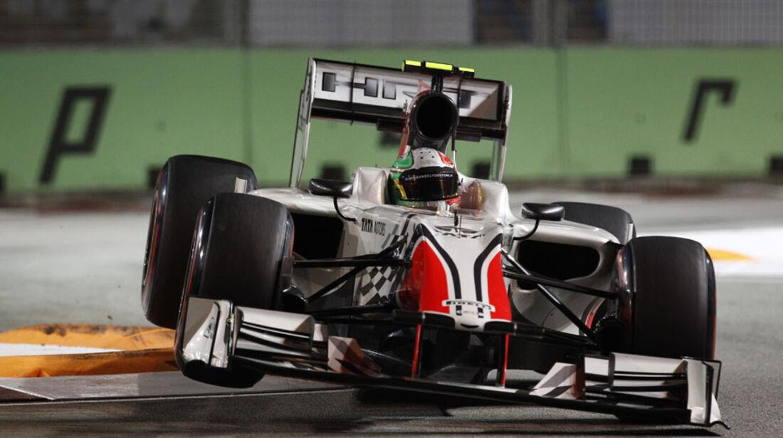 Vitantonio Liuzzi GP Singapur 2011
