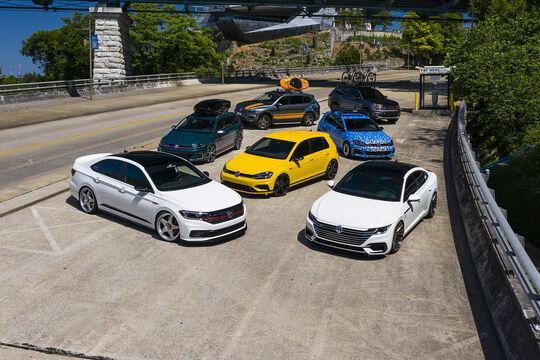 Volkswagen Tuning USA
