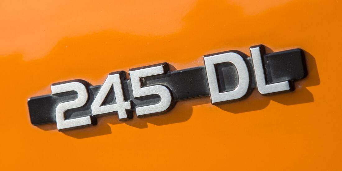 Volvo 245, Typenbezeichnung