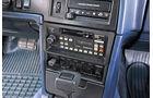 Volvo 760 GLE, Mittelkonsole