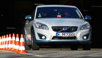 Volvo C30 Electric, Front