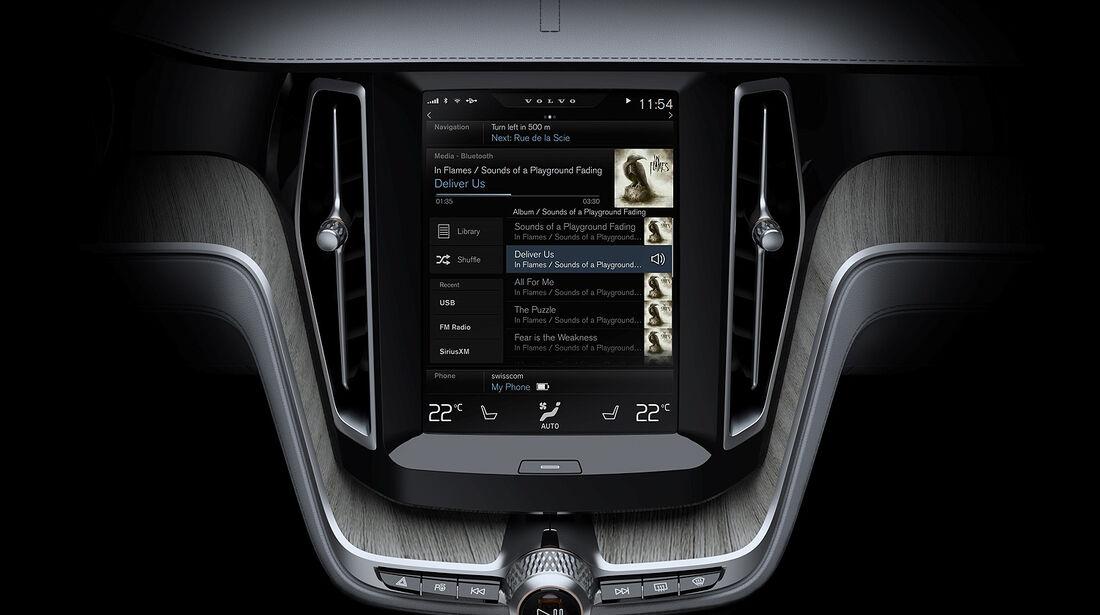 Volvo Concept Estate, Studie,Kombi,Genfer Autosalon