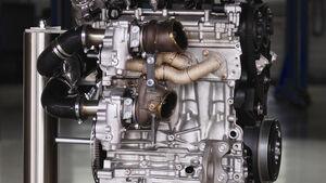 Volvo Drive E Motor 450 PS