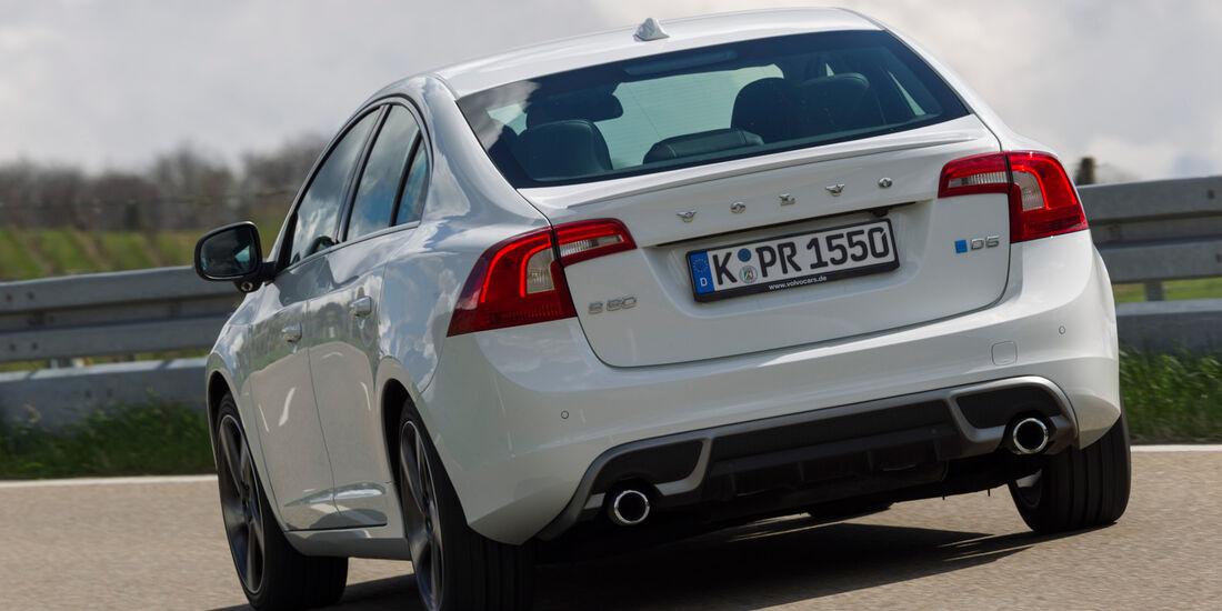 Volvo S60 D5 Polestar Edition R Design, Heck