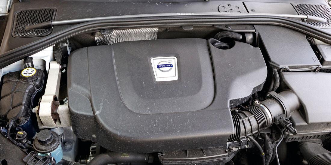 Volvo S60 D5 Polestar Edition R Design, Motor