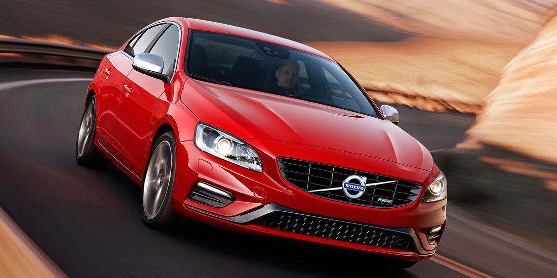 Volvo S60 Facelift 2013 R-Design