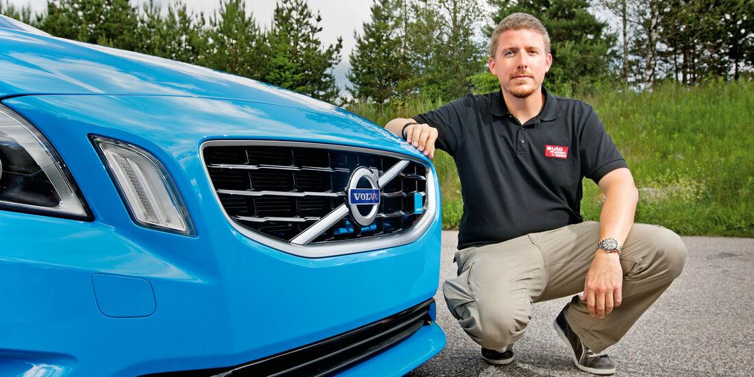 Volvo S60 Polestar, Jens Dralle