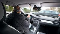 Volvo, Sicherheitssystem, Fahrer, Innenraum
