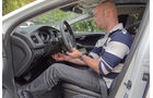Volvo V40, Lenkradeinstellung