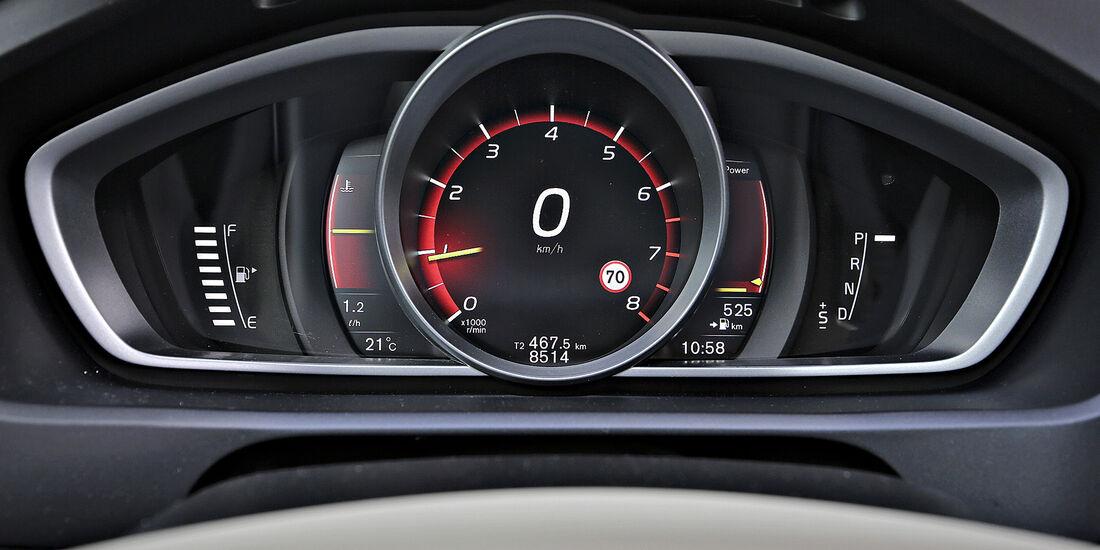 Volvo V40 T5, Interieur