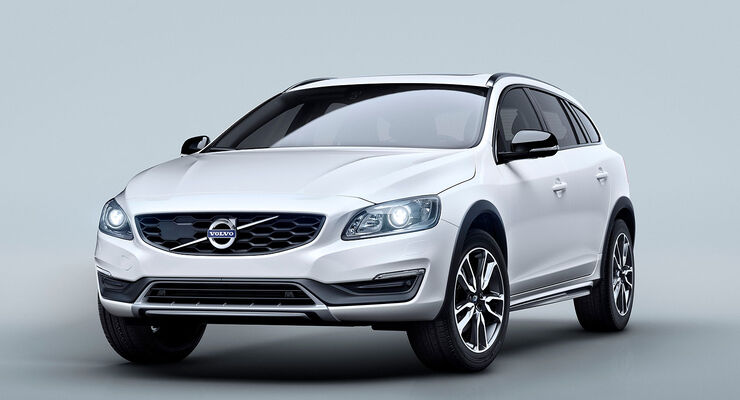 Volvo V60 Cross Country