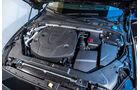 Volvo V60 D3 Momentum, Motor