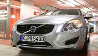 Volvo V60 D6 AWD, Frontansicht