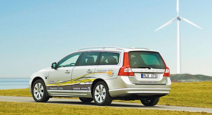 Volvo V70 Plug-In-Hybrid