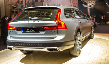 Volvo V90 Cross Country 09/2016