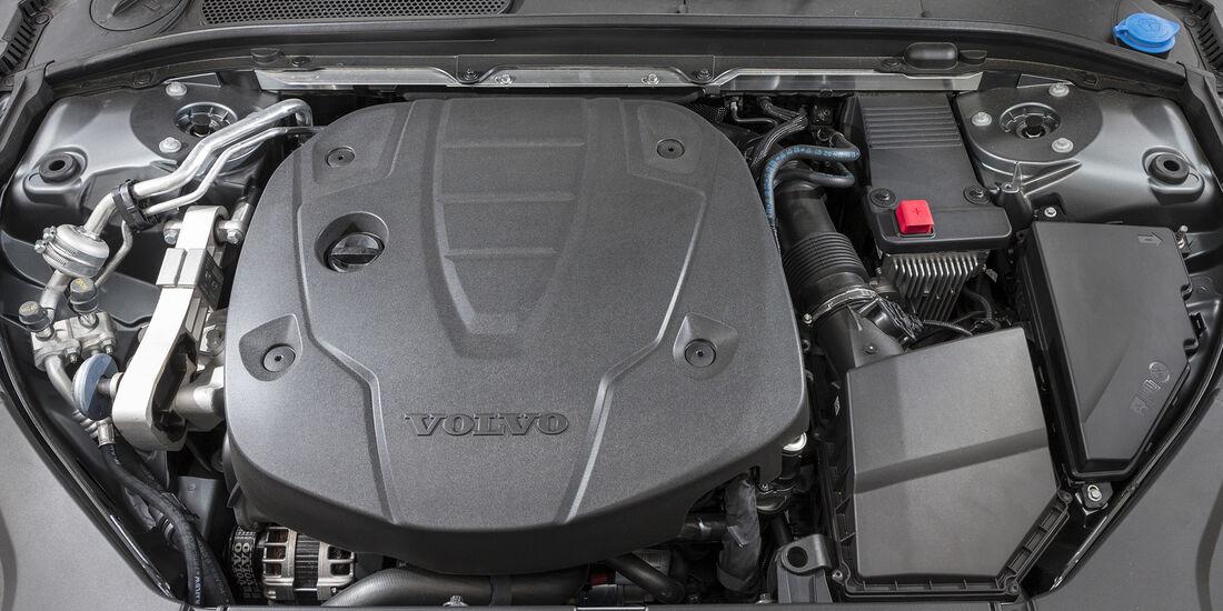 Volvo V90 D3 AWD, Motor