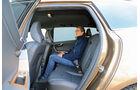 Volvo XC60 D4 AWD, Fondsitz, Beinfreiheit
