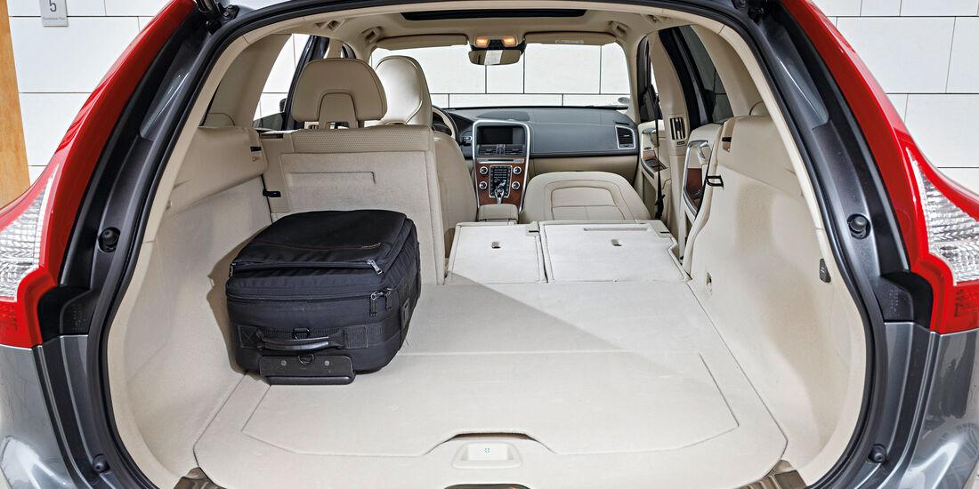Volvo XC60 D5, Kofferraum