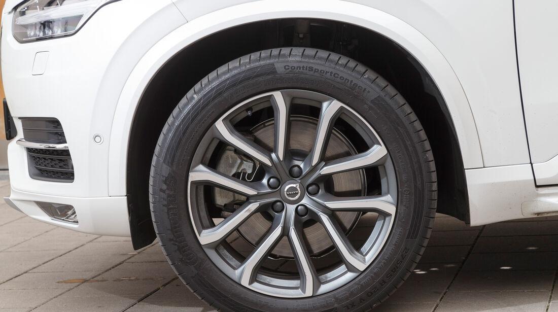 Volvo XC90 D5, Rad, Felge
