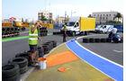 Vorbereitung GP Europa 2011