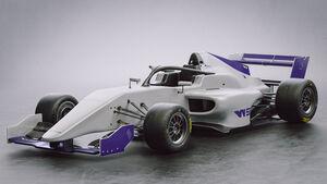 W-Series - Rennwagen - 2019
