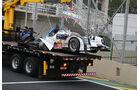 WEC - Sportwagen-WM - Brasilien - Porsche 919 Hybrid - Unfall - Webber